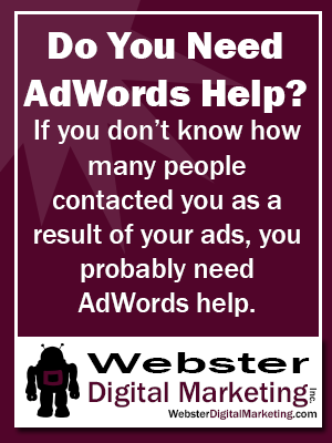 Adwords management services